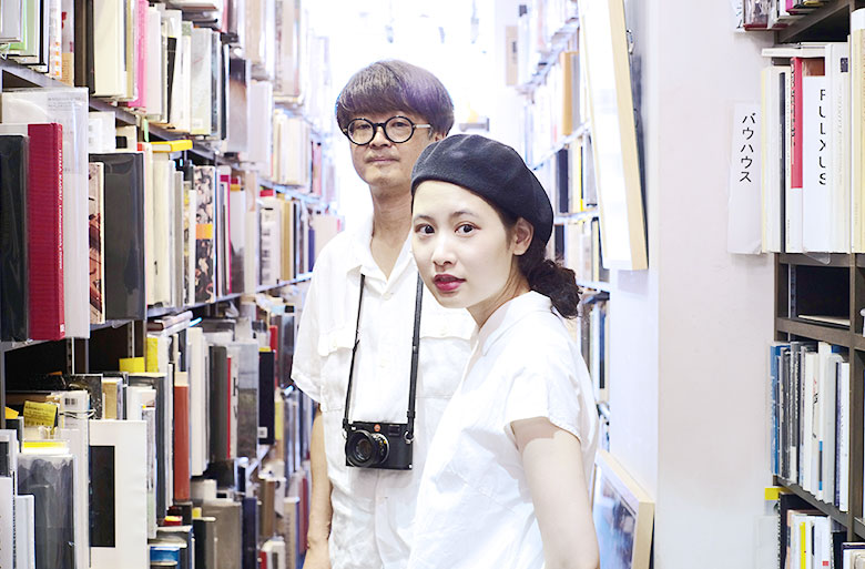 Emma & Nori-san Kanda Jimbocho Old Book Walk